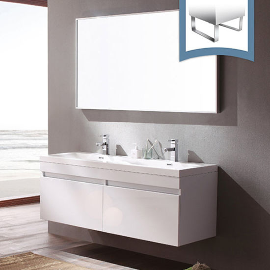 Australian Bathroom Vanity With Wall Mounted Mirror Cabinets From China