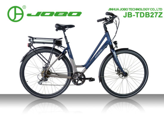OEM Manufacture in-Time Easy Riding Commuter Female Electric Bicycle Jb-Tdb27z pictures & photos