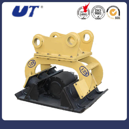 China Hydraulic Fixed Type Vibrating Compaction Rammer - China