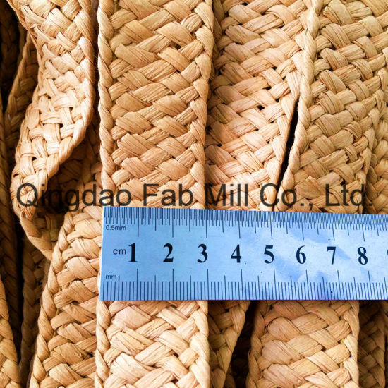 Wholesale Recycled Paper Braided Webbing pictures & photos