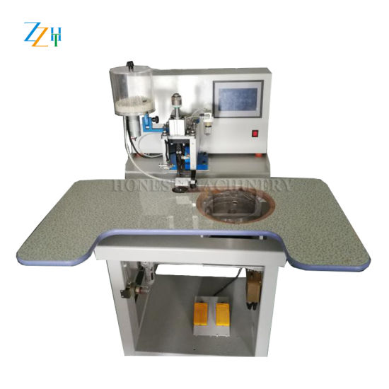 Good Quality Low Price Pearl Fixing Machine / Pearl Attaching Machine