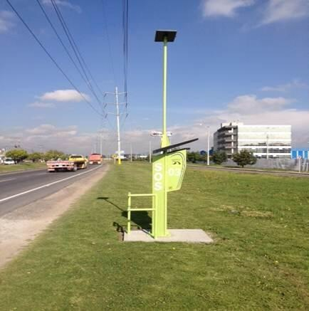 Highway Handsfree Intercom Phone Broadcasting Highway Emergency Telephone pictures & photos