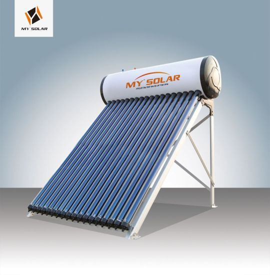 Factory Supply Low Pressurized Solar Water Heater