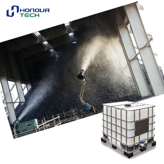 Eco and Toxic Free PVA Biodegradable Polymer for Dust Suppression