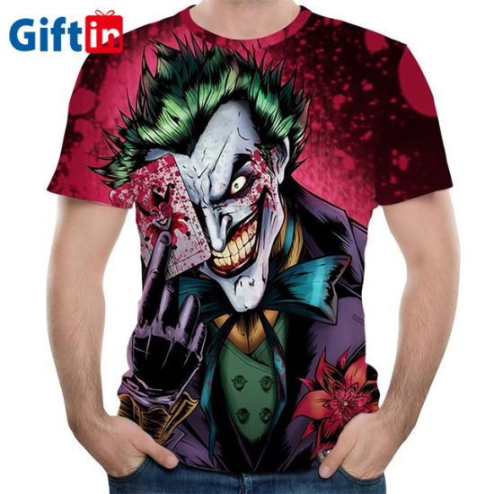 Design Your Own Full All Over Printing Sport Short Sleeved Tee Election Campaign Men Tshirt Cotton Quick Dry Fit Women T Shirt Custom Sublimation T-Shirt