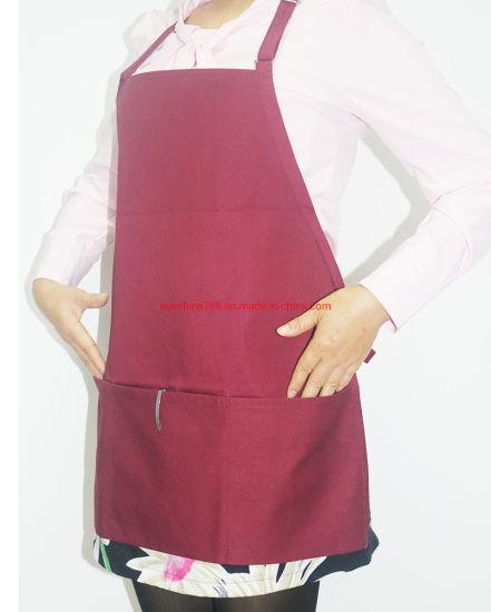 Manufacturer Restaurant Cooking Kitchen BBQ Barista Beauty Cloth Bib Apron