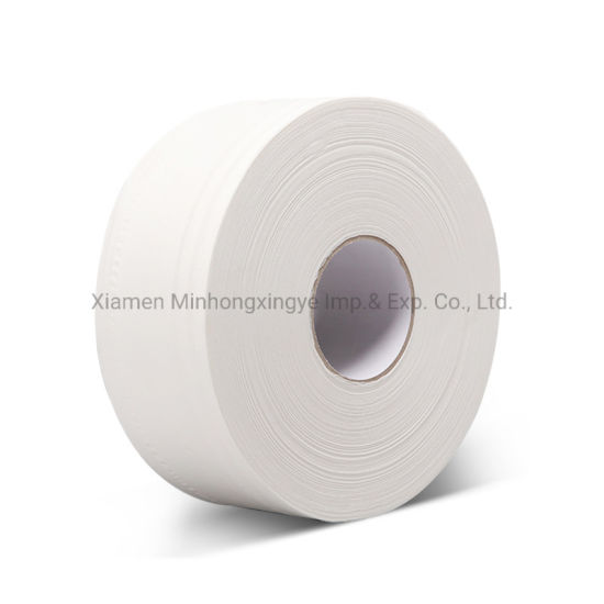 Wholesale High Quality 2ply Jumbo Roll Toilet Paper for Bathroom