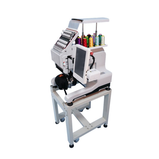 Hot Sale Made in China Computerized Embroidery Machine with Household Sewing Machine