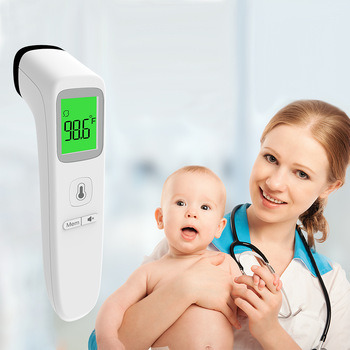 FDA Approval Non-Contact Forehead Baby Thermometer