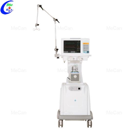 Ce Approved Medical ICU Ventilators