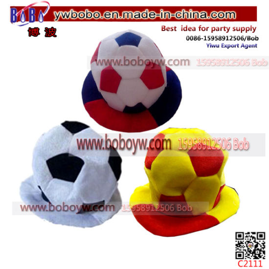 Headwear Sports Cap Sport Products Soccer Promotional Cap Party Items (C2111)