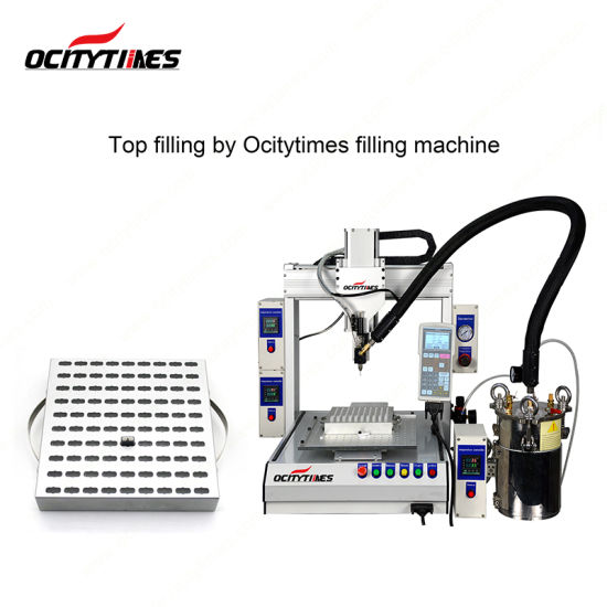Ocitytimes Good Quality F1 Cbd CO2 Oil Filling Machine Good Feedback Easy Operate