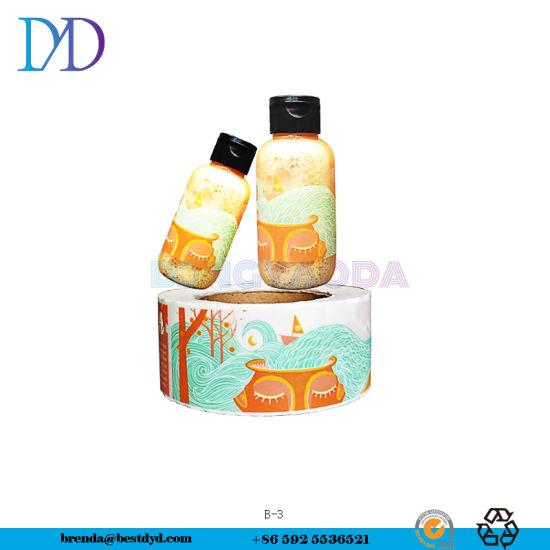 Custom Bottle Printing Labels Stickers