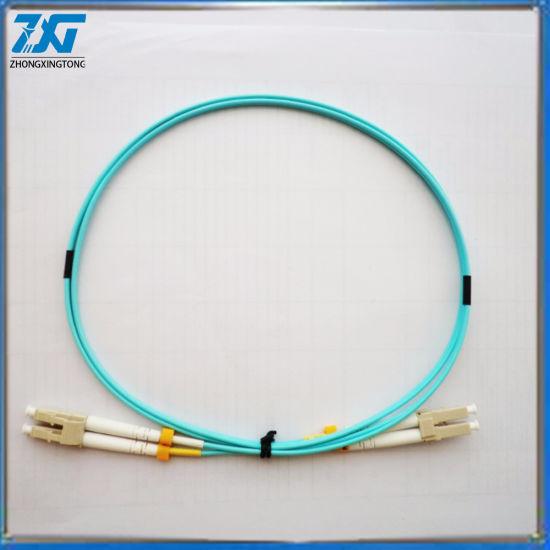 LC-LC Patch Cord SD543 Single-Mode Fiber Cable 3 Meters Duplex Core