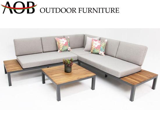 Chinese Modern Outdoor Garden Home Deck Livingroom Leisure ...
