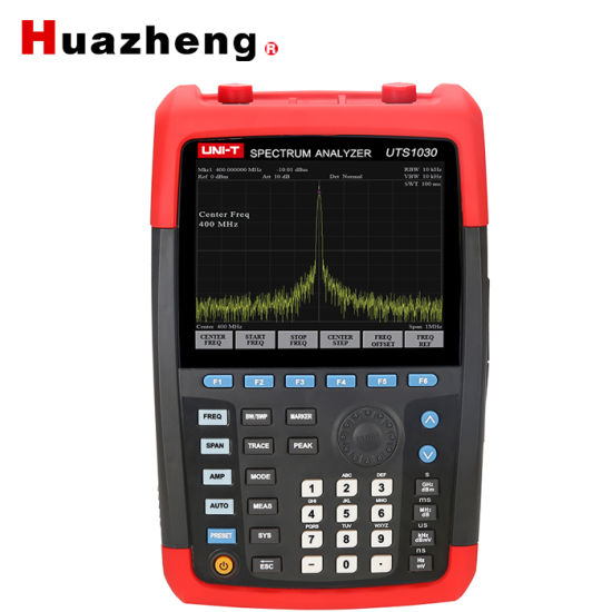 Cheap Price Uni-T Uts1030 Chinese Portable Handheld Spectrum Analyzer 3 6GHz