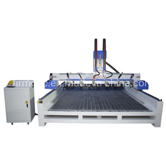Firmcnc Multi Head CNC Router Engraving Machine for Wooden European Style Furniture Leg Chair Sofa Making