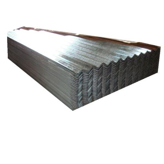 Az100 Aluzinc Galvalume Coated Corrugated Roof Sheet