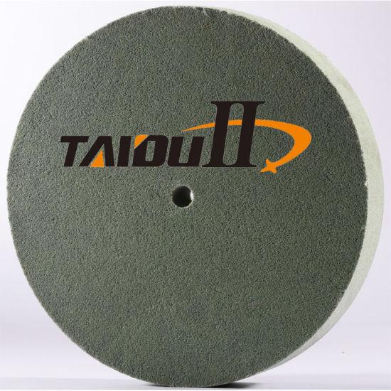 "14""X1"" 5p Snail Lock Resin Diamond Pad Edge Polishing Abrasives"