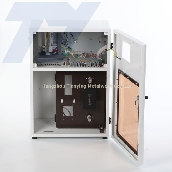 Electric Floor Stand Equipment Cabinet