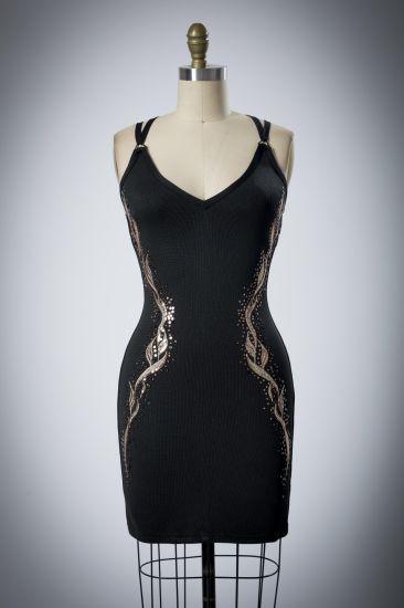 Ladies'tight Dresses Evening Dresses