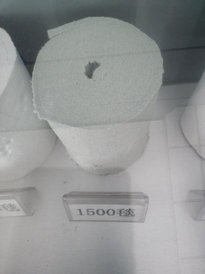 1400unibloc 300X300X100-300mm 220kg/M3 Ceramic Fiber Insulation Materials Kaowool Isowool Thermal Insulation Material