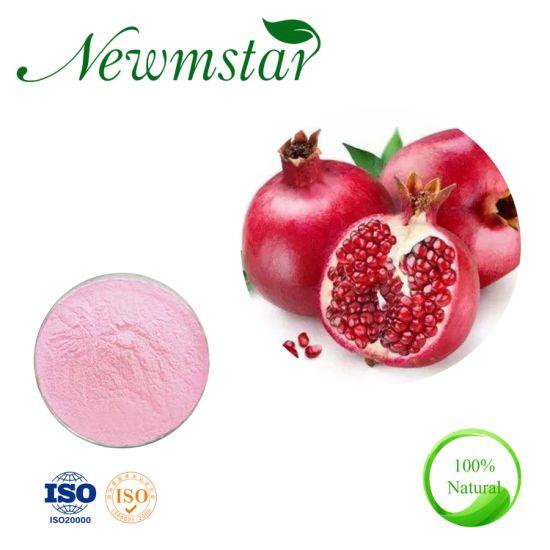 Supply Skin Whitening Pure Natural Pomegranate Juice Powder Punica Granatum Extract Powder,