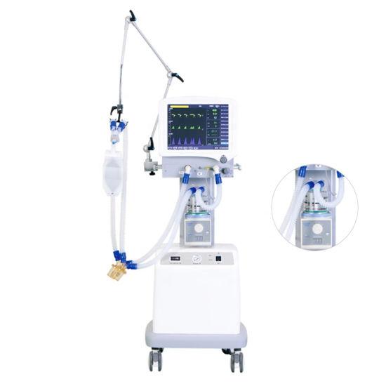 ICU Equipment Ce Certificate Stock Available Oxygen Ventilators Sh300