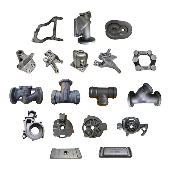 OEM Auto Parts Metal Machining Housing Sand Casting Grey and Ductile Cast Iron Foundry