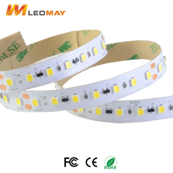 Competitive price 2835 112LEDs constant current LED strip.