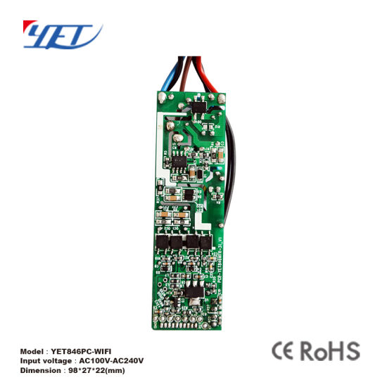 Smart Motorized Blind Remote Controller Board Automatic Opener