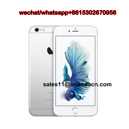 Wholesale Original Unlock Mobile iPhone 6s Plus 16g 64G 128g Cell Phone pictures & photos