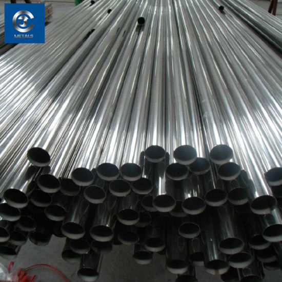 Seamless Stainless Steel Tube Price Per Ton 304 Polished Stainless Steel Pipe/Tube pictures & photos