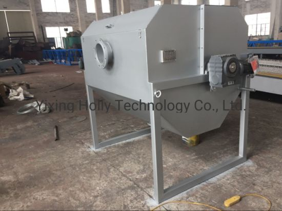China Rotary Drum Filter with External Feed for Fish Farming
