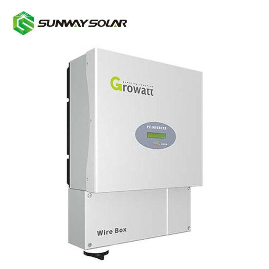 Growatt 3000-Us Solar Grid Tie Inverter 3kw on Grid Inverter