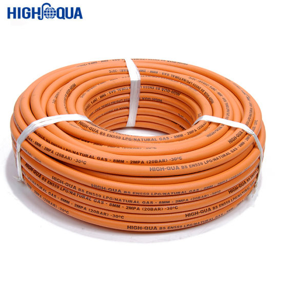 High Temperature LPG Hose/PVC Gas Hose