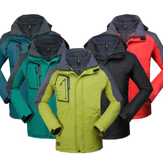 Customized Waterproof and Windproof Outdoor Jacket