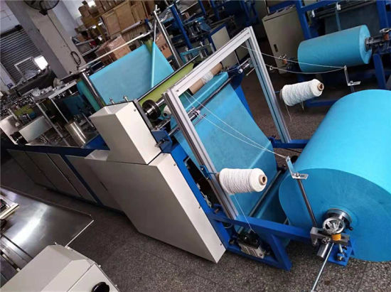 2019 Automatic Disposable Surgical Cap Making Machine
