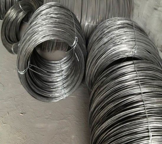SAE 1022 C1022 Low Carbon Steel Wire for Bolt and Screw pictures & photos
