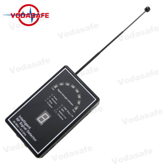 50 MHz ~ 6.0 GHz Multi Function Professional Wireless RF Signal Bug Detector pictures & photos