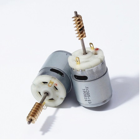 China Supplier 12V DC Motor with Low Noise for Car Central Lock Actuator