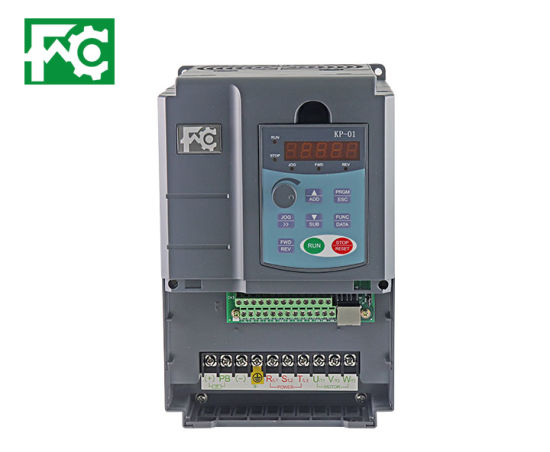 220V Variable Frequency Drive VFD Speed Controller for 3-phase 1.5kW AC Motor US