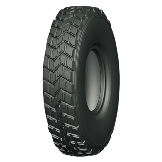 Heavy Duty All Steel Radial Military Truck Tires 14.00r20