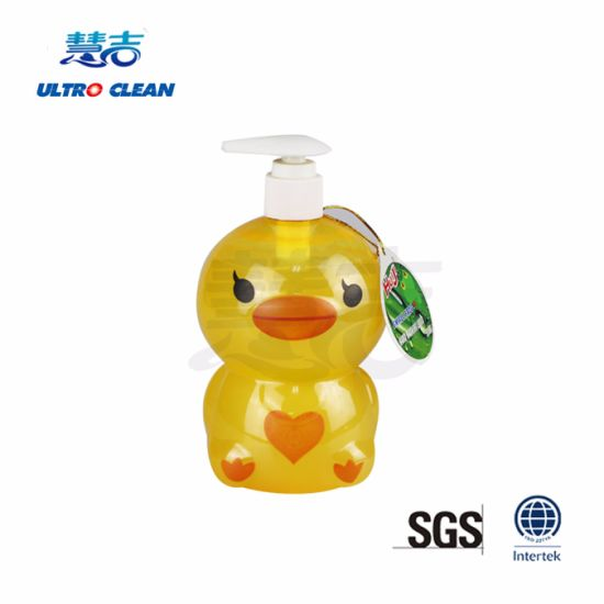 250ml, 500ml Duck Bottle Moisturizing Anti-Bacterial Liquid Hand Soap pictures & photos