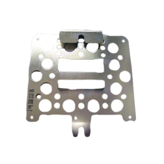 OEM Sheet Metal Stamped Electric Chrome Bracket