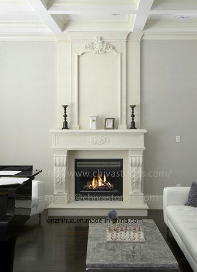 limestone fireplace surround bartello fp005 white limestone fireplace surround double with overmantel china