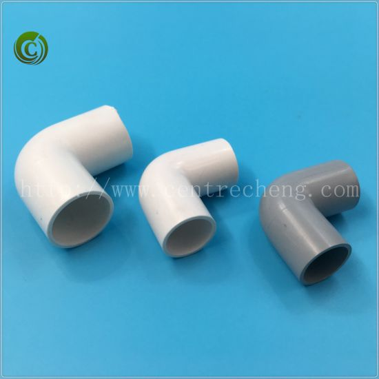 china 2018 pvc factory plastic pipe fitting elbow pvc pipe rh centrecheng en made in china com Water Pipe Heating Cable Wire and Pipe Locators