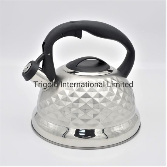 High Quality Whistling Water Kettles Stainless Steel (TGK2904)