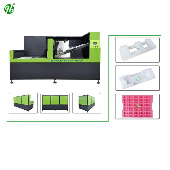 Fully Automatic Laminator Machine for Custom Foam Inserts