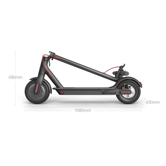 2018 Cheapese 36V Lithium Battery Electrtic Scooter -Xiaomi M365